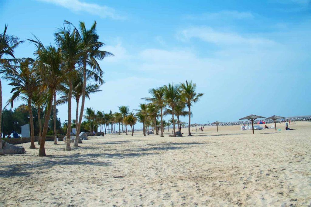 Beach Park Al Mamzar