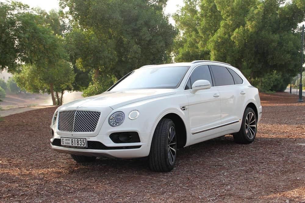 Bentley Bantayaga