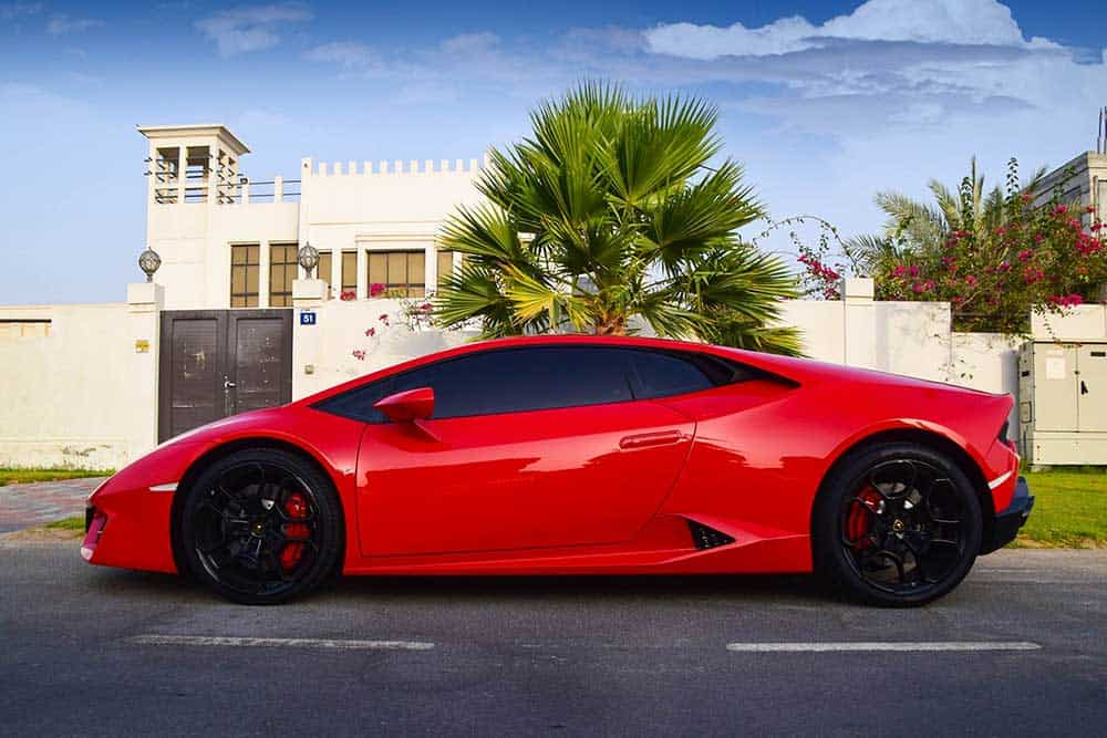 The Top Benefits Of Luxury Car Rental