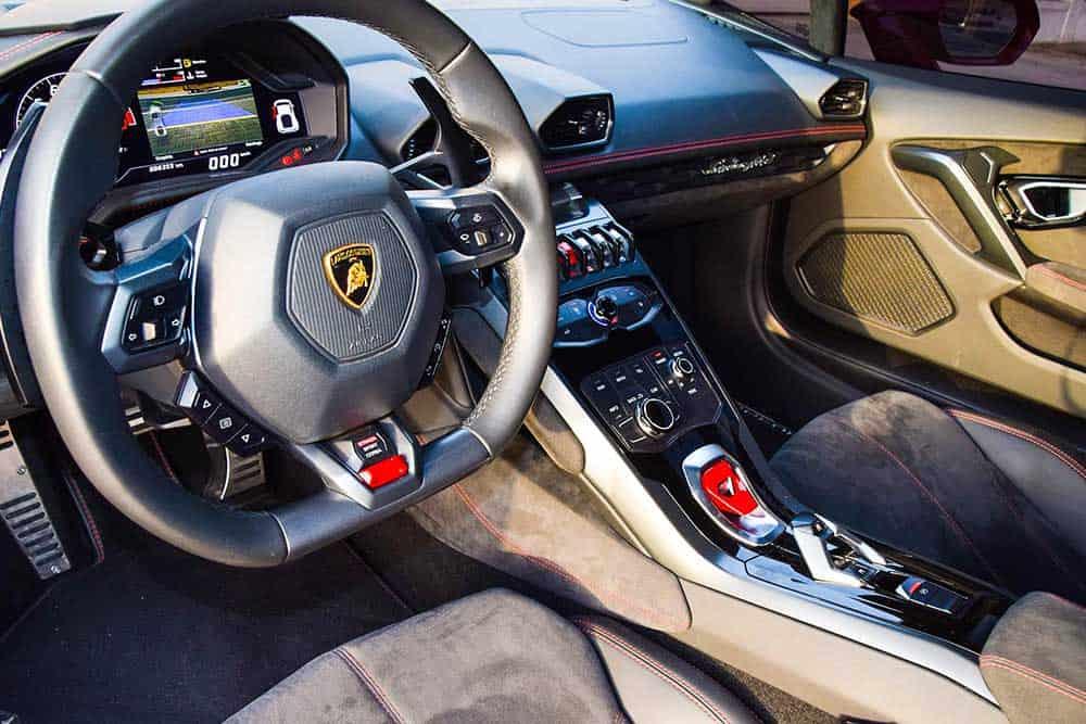 Trends in luxury car rentals