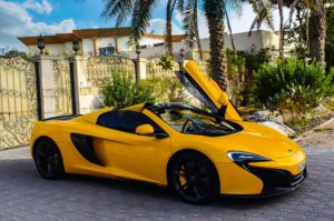 before Renting a Luxury Car dubai