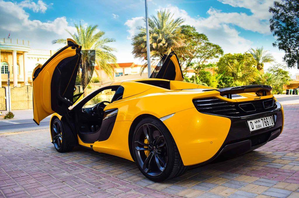 dubai before Renting a Luxury Car