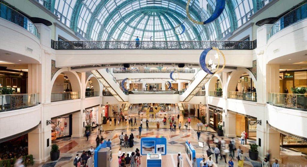 emirates mall dubai